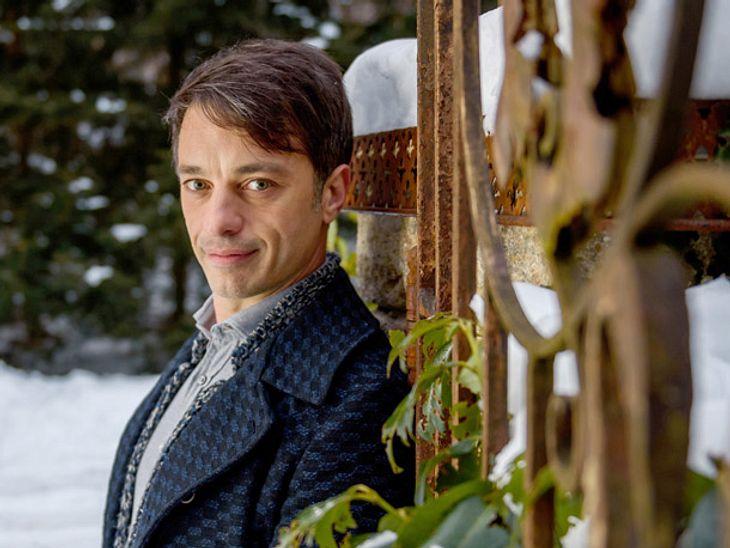 Sturm der Liebe: Lorenzo Patané kehrt zurück als Robert Saalfeld.