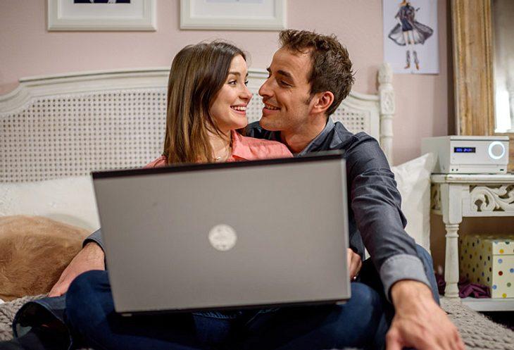 Sturm der Liebe: Nach Hochzeit! Trennung für Clara & Adrian?