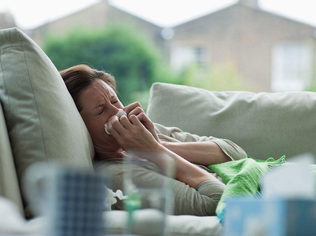 Superinfektion nach Erkältung: Das können Sie tun