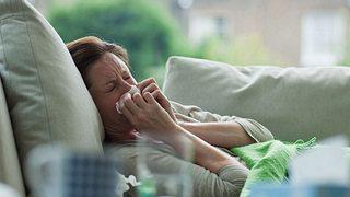 Superinfektion nach Erkältung: So schützen Sie sich