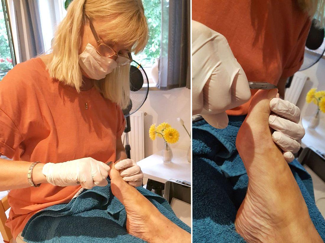 Fußpflege Susanne Pohl