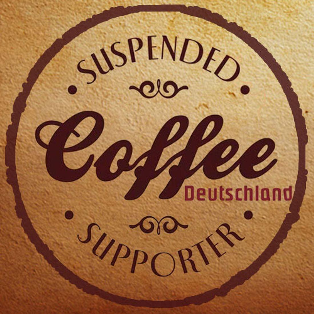 Suspended Coffee Deutschland Logo