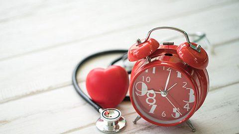 Was Symptome zu bestimmten Uhrzeiten bedeuten