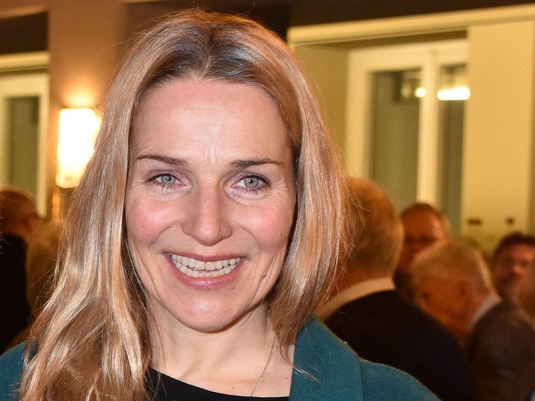 Schauspielerin Tanja Wedhorn.