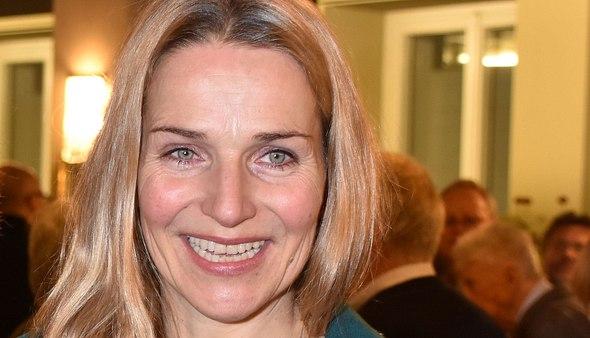 Tanja Wedhorn verdankt ihrer Oma die Schauspielerei