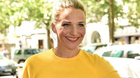 Tanja Wedhorn über ihr privates Glück