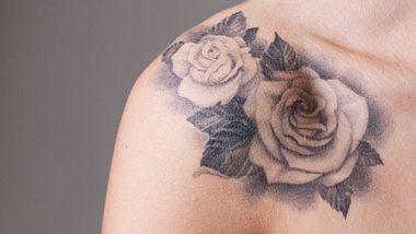Tattoos, die Narben verzieren