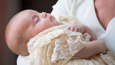 So schön war die Taufe von Prinz Louis