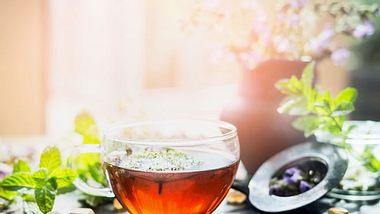 Tee zum Entschlacken