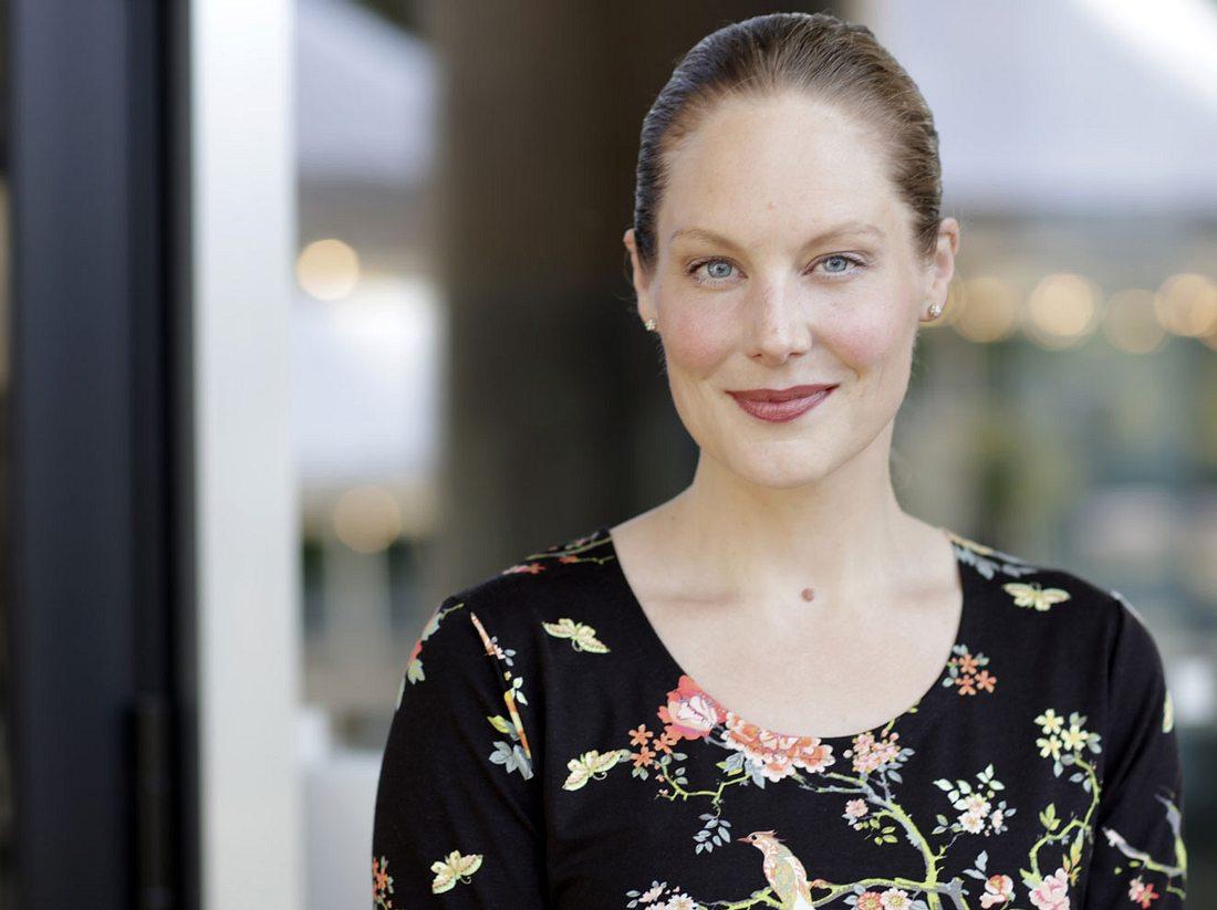 Was Schauspielerin Tessa Mittelstadt vom Leben gelernt hat.