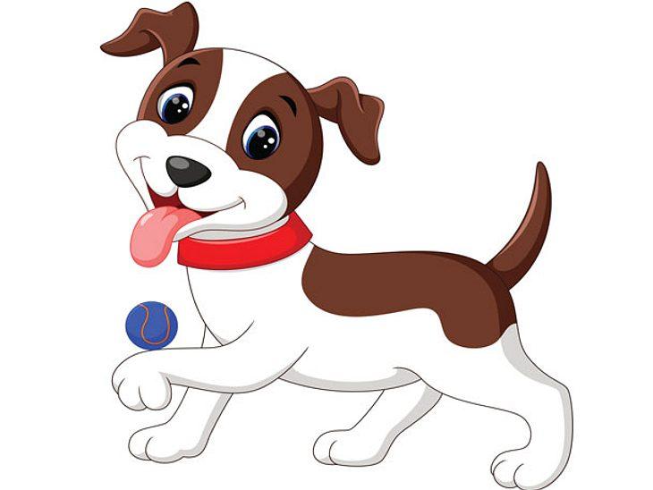 Was ein Hund als Symbol im Selbsttest bedeutet.