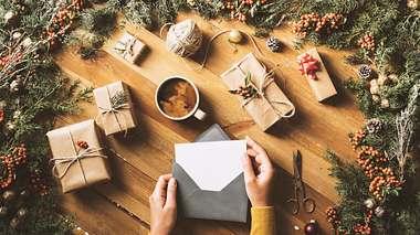 Texte für Weihnachtskarten: Die schönsten Sprüche