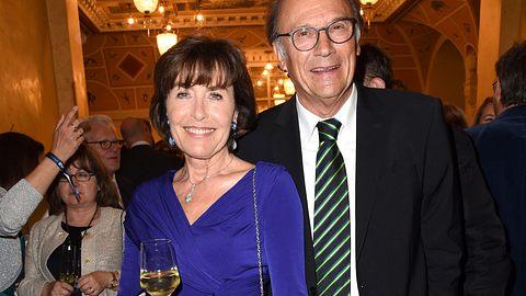Thekla Carola Wied und ihr Mann Hannes Rieckhoff. - Foto: Hannes Magerstaedt / Getty Images