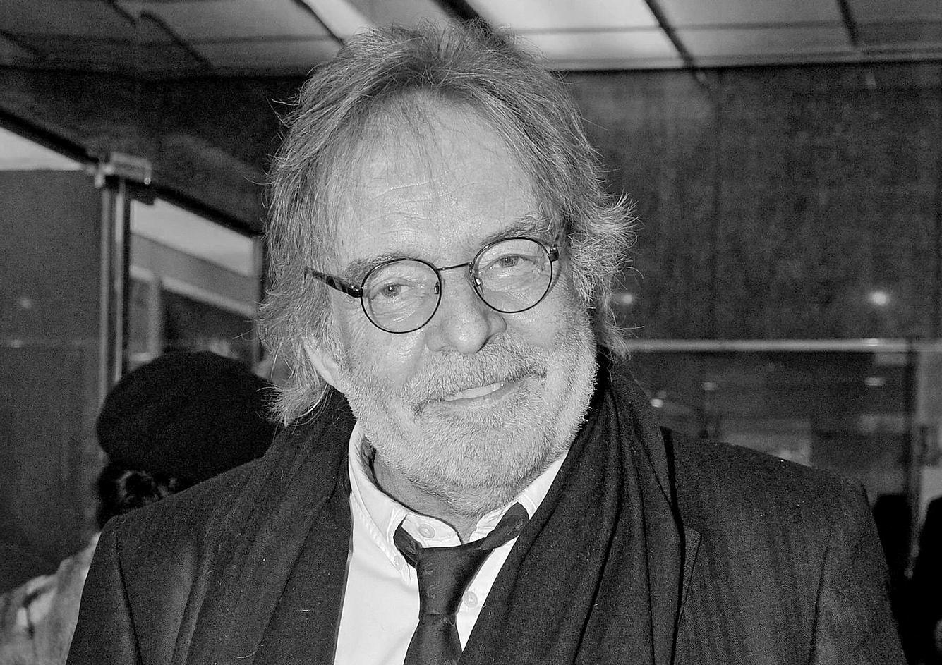 Schauspieler und Synchronsprecher Thomas Fritsch.
