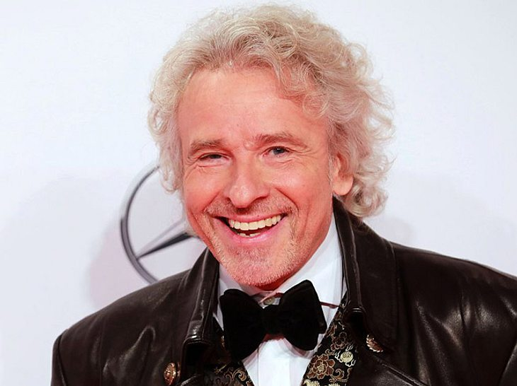 Thomas Gottschalk moderiert Little Big Stars.