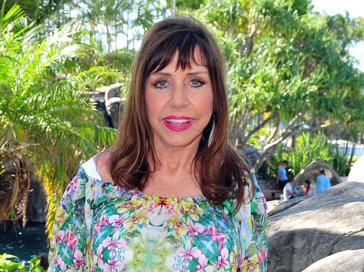 Sängerin Tina York litt lange an Magersucht.