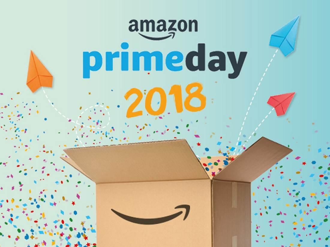 Amazon Prime Day 2018 - die Schnäppchenjagd beginnt