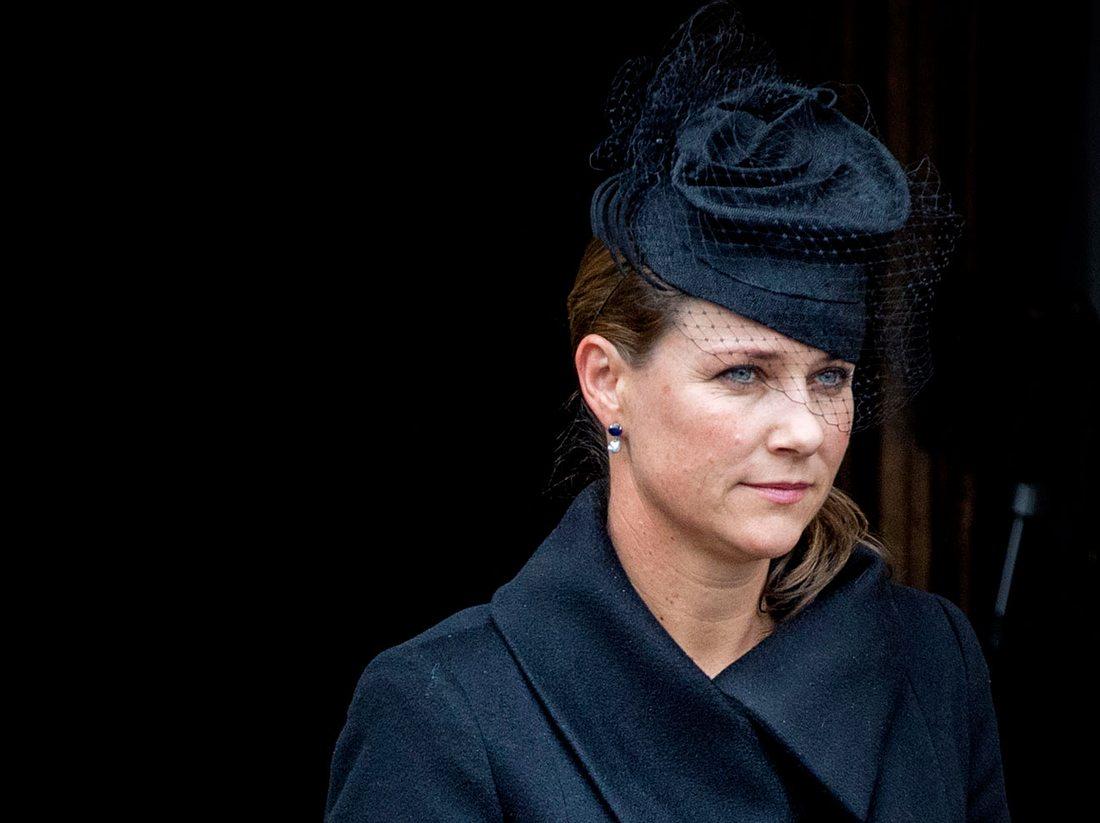 Bis 2017 waren die norwegische Prinzessin und der Schriftsteller verheiratet.