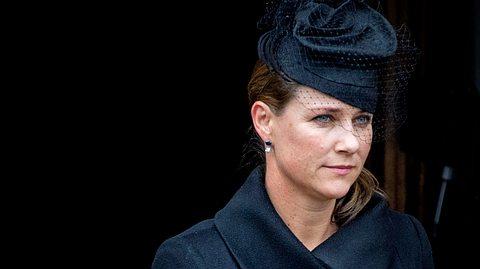 Bis 2017 waren die norwegische Prinzessin und der Schriftsteller verheiratet. - Foto: GettyImages/Patrick van Katwijk