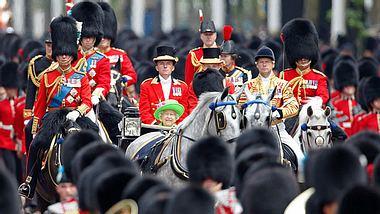 Trooping the Colour 2017: Queen Elizabeth's Geburtstagsparade erklärt - Foto: Max Mumby/Indigo/Getty Images