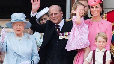 George & Charlotte stehlen Queen die Schau - Foto: Samir Hussein/WireImage via GettyImages