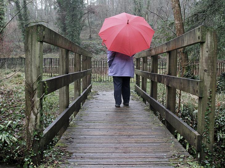 Vielen schlägt der nasskalte und dunkle Januar auf Gemüt.