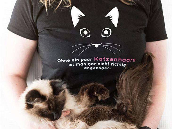 Liebenswerte Geschenke - nicht nur für Katzenliebhaber