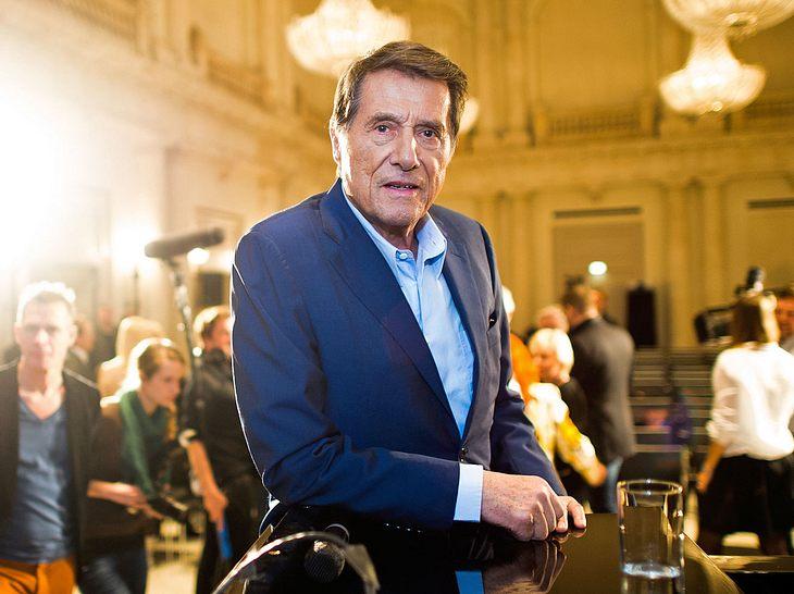 Sänger Udo Jürgens starb im Dezember 2014.