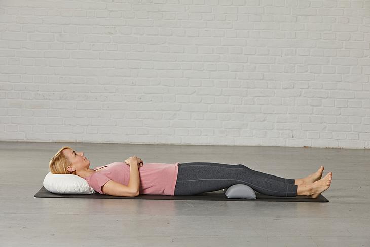 Übung fürs Knie: Schmerzentlastung