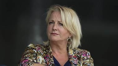 Moderatorin Ulla Kock am Brink.  - Foto: IMAGO / Sven Simon