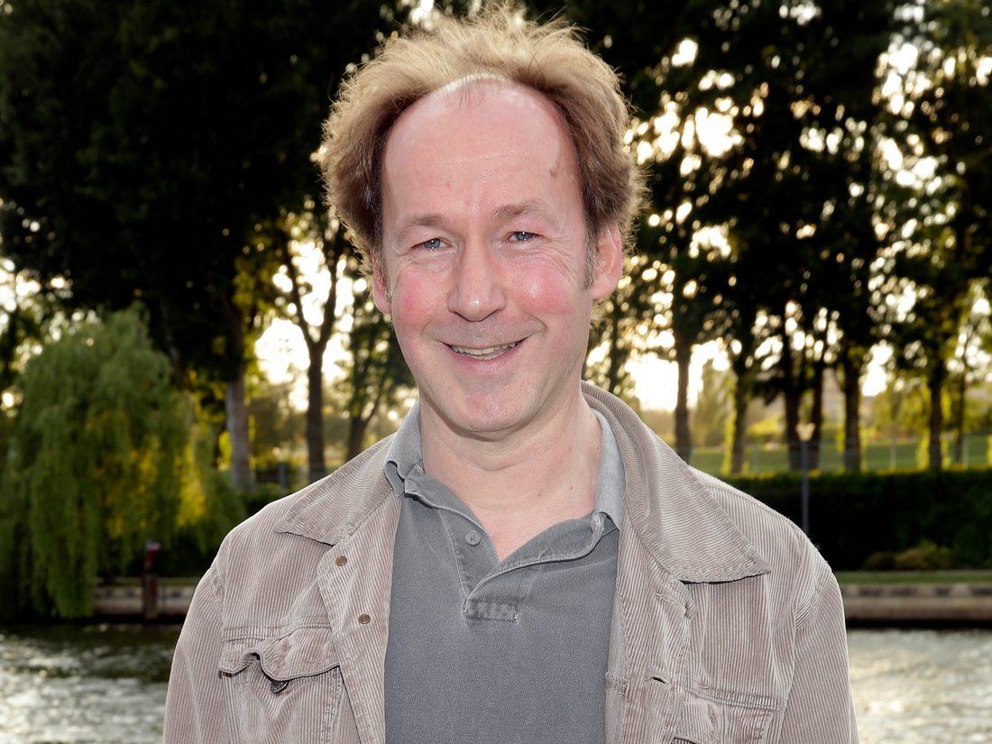 Schauspieler Ulrich Noethen ist handwerklich begabt.