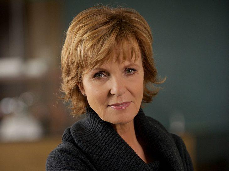 Ulrike Kriener spielt Kommissarin Ellen Lucas.