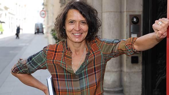 Schauspielerin Ulrike Folkerts. - Foto: Imago / Skata