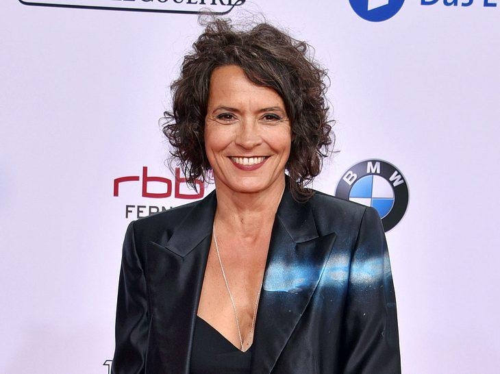 Schauspielerin Ulrike Folkerts spielte erstmals in einem Rosamunde-Pilcher-Film mit.