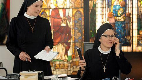 Um Himmels Willen: Der Kampf um Kloster Kaltenthal spitzt sich zu - Foto: Barbara Bauriedl / ARD