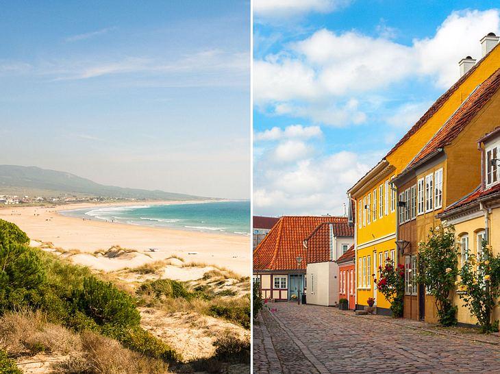 Wir verraten, wo Sie 2018 Ihren Urlaub verbringen können.