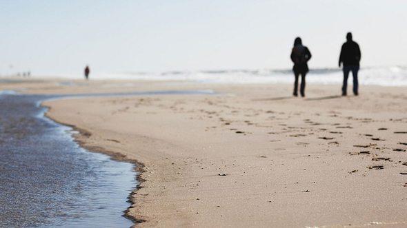Im Herbst ist der Urlaub auf Sylt entspannter. - Foto: Cinoby / iStock