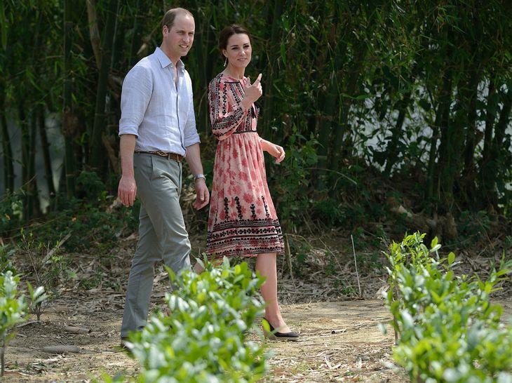 Urlaub der Royals: Dorthin reisen Herzogin Kate und Co.