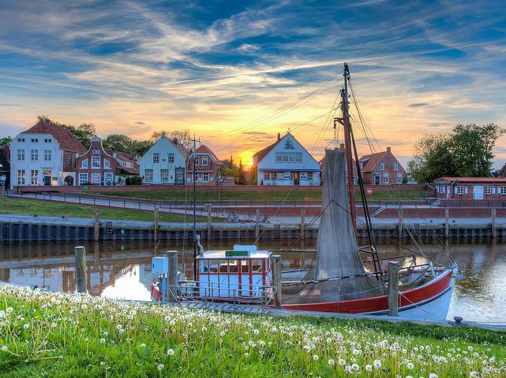 Urlaub an der Nordseeküste: 5 Tipps für Ostfriesland