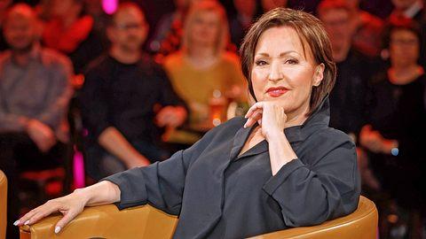 Sängerin Ute Freudenberg im MDR-Riverboat. - Foto: imago images / STAR-MEDIA