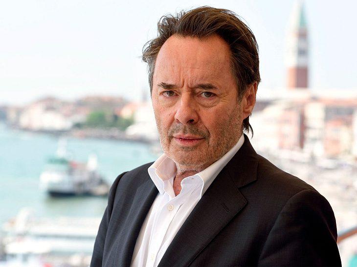Uwe Kockisch als Commissario Brunetti in der ARD-Reihe 'Donna Leon'.