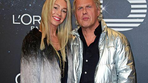 Uwe Ochsenknecht und seine Kiki sind seit 2017 verheiratet. - Foto: Tristar Media / Kontributor / Getty Images