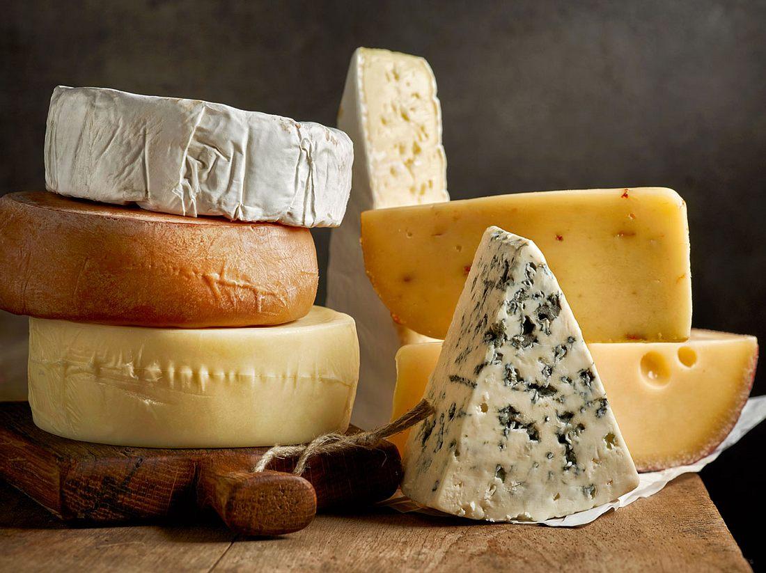 Für guten Käsen gibt es verschiedene Qualitätsmerkmale
