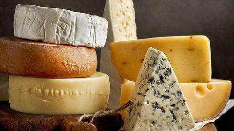 Guten Käse erkennen