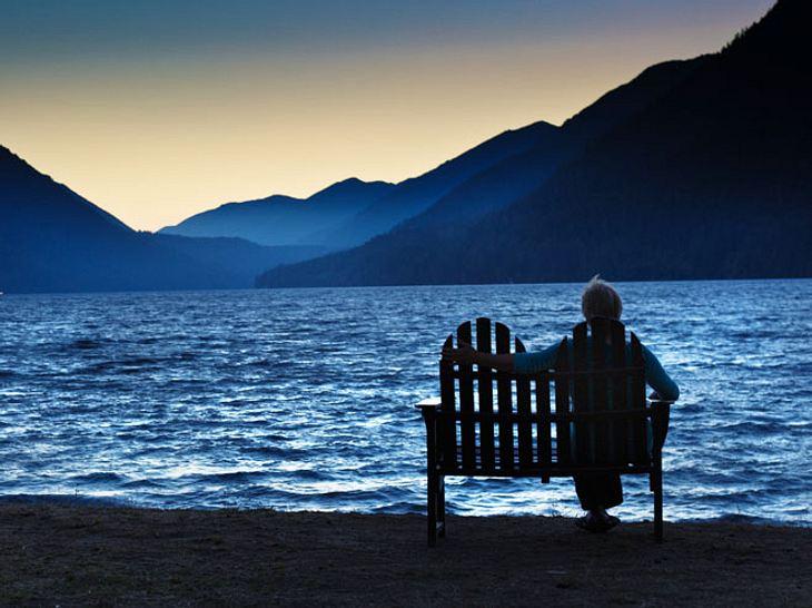Verwitwet: Mit Verlust leben lernen