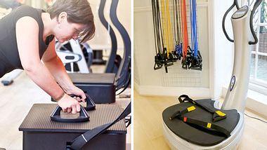 Was Vibrationstraining für die Gesundheit tut - Foto: Jan-Otto / BreatheFitness