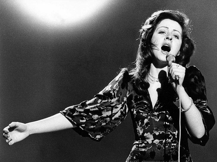 Sängerin Vicky Leandros kam 1952 auf der griechischen Insel Korfu zur Welt.