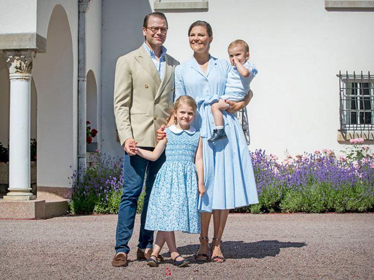 Victoria von Schweden: So urlaubt die Kronprinzessin
