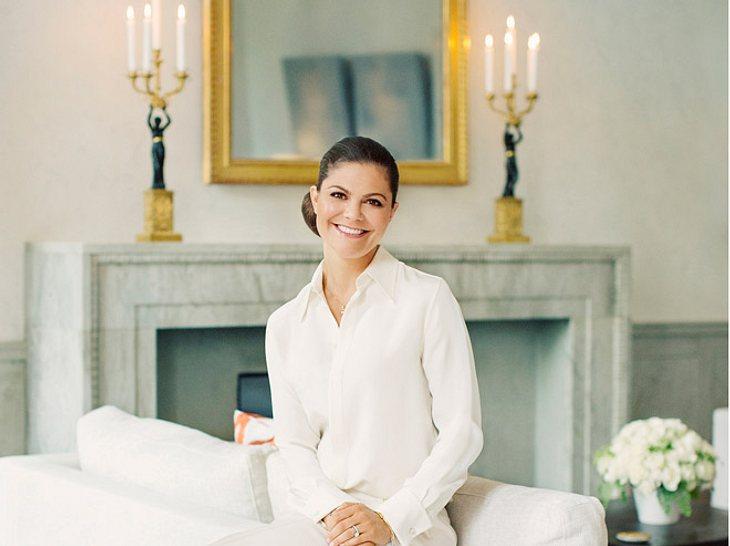 Victoria von Schweden feiert ihren 40. Geburtstag.