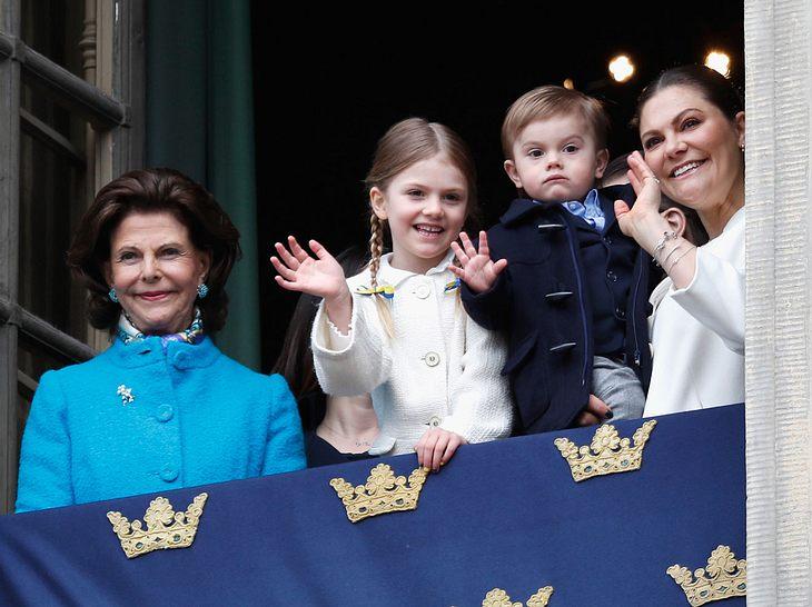 Victoria von Schweden: So geht es ihren Kindern heute